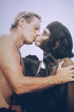 Man Having Sex With Gorilla