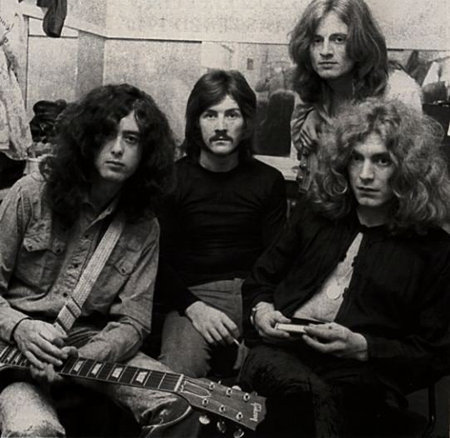 Led Zeppelin Straight From Hell